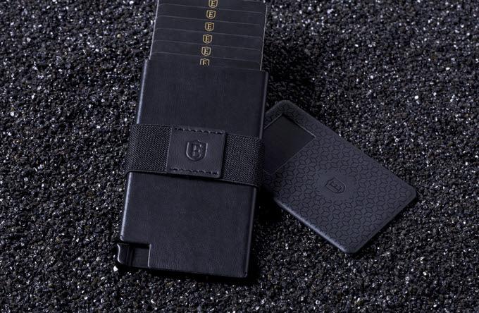 엑스터 3.0, 음성인식 분실방지 스마트 지갑