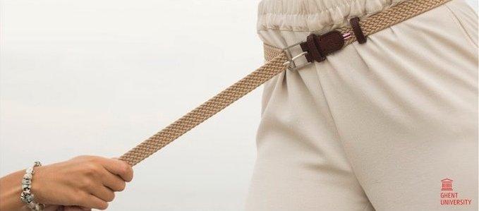 라보클, 금속 알레르기 없는 베지터블 가죽 허리띠