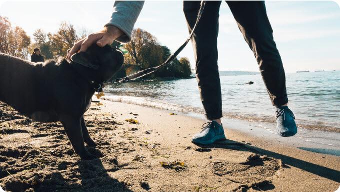 베씨, 눈과 비에도 강한 사계절 방수 신발