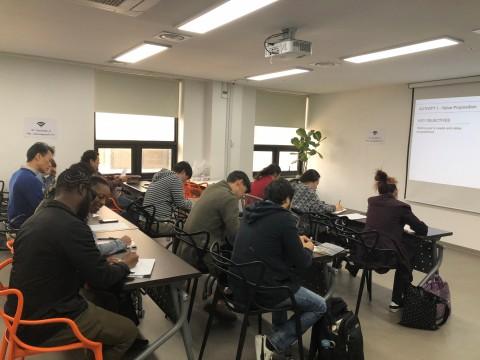 서울글로벌창업센터, 2018 교육 및 컨설팅 프로그램 마무리. 2019년 입주사 모집